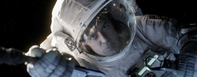 Трейлер фильма «Гравитация»