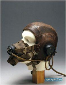 Летный шлем британских ВВС времен Второй мировой войны