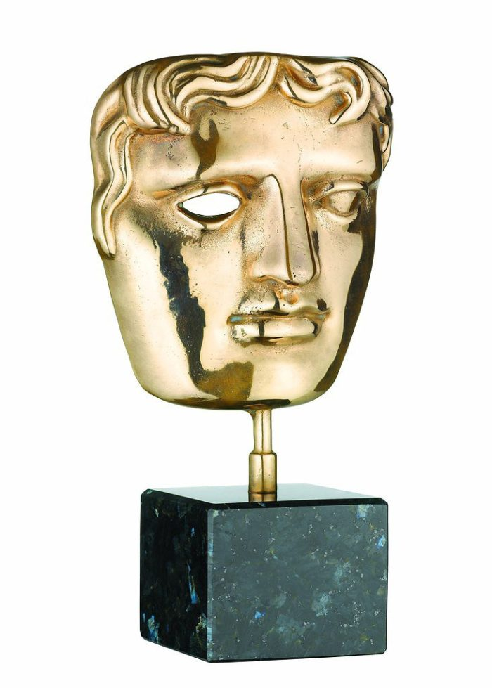 Фото маски премьеры BAFTA