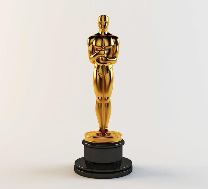 """Фото статуэтки """"Оскар"""""""